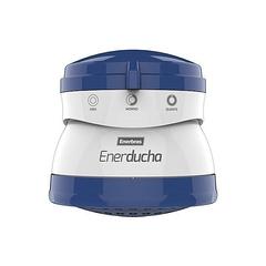 3T Enerbras Instant Shower- 3 Temperatures. blue medium