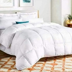 White cotton duvet,with 1 bedsheets,2 pillowcases. white 5*6