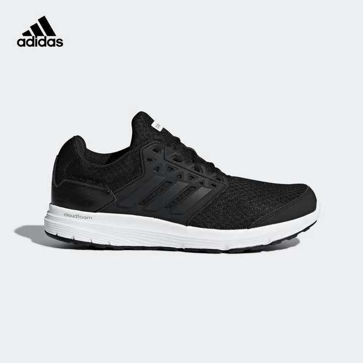 5a084bad5406 Adidas Men s shoes running shoes xia new Galaxy 3 sneakers CP8815 black 39