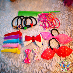 【BNW】25PCS_ mother and daughter family hair accessories affordable spree10119 color