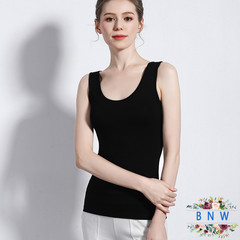 【BNW】Women's fashion vest cool sling F20032 black m