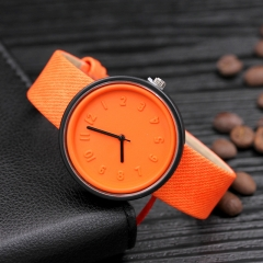Digital Ladies Watch fashion Student canvas Women's Watch Originality Lady quartz watch wholesale 10 one size