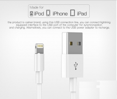 USB Charging Data Sync Fast Charger Cable For iPhone Android type-c Charge Wire Cord Line iphone 1m