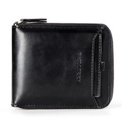 New Fashion Handbag PU Leather Chain Hollow Out Women Shoulder Bag black 7inchx4inchx1inch