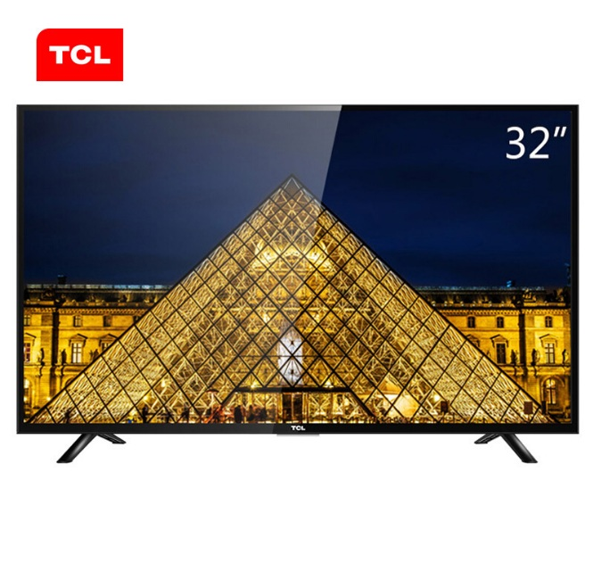 8c197b05d65 TCL HD LED Black 32 INCH TV Digital LED TV black 32 inch   Kilimall ...