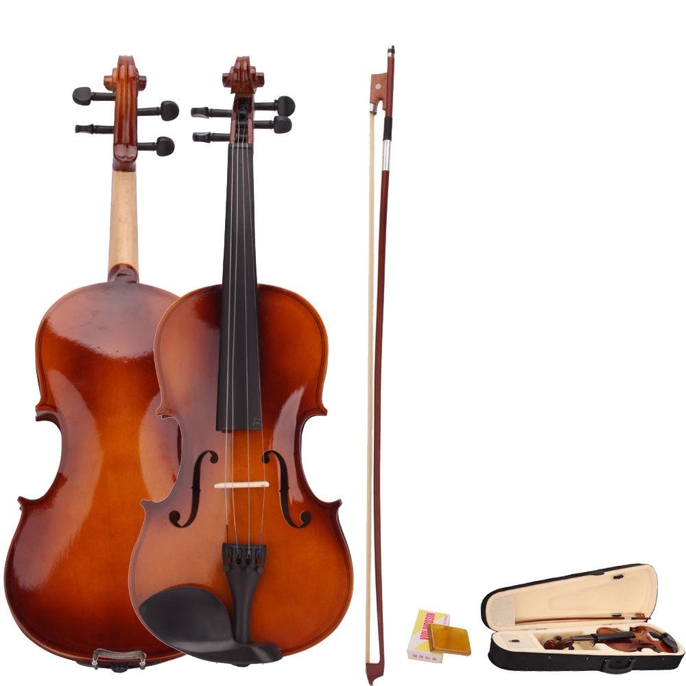 Stringed Instruments Hot 5x 4/4 Size Violin Fingerboard Ebony Fingerboard Black Moderate Price