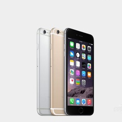 Refurbished smart Phone  iphone 6 -16GB-8 MP+1.2 MP- 4.7 Inch+4G network  with  fingerprint  iphone6 gold