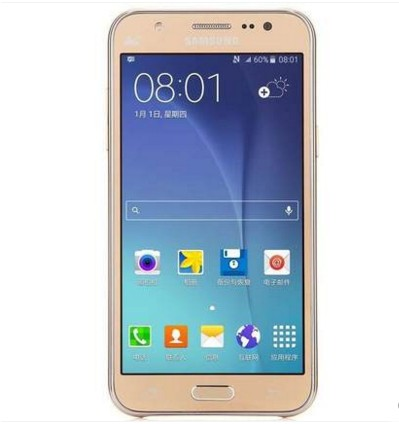 Refurbished Samsung original Galaxy J5  16GB, 2GB RAM  with gifts gold