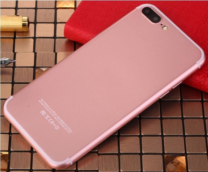 Brand new original 4GB+32GB Dual Core 16mp +8mp 7S Smartphone 5.5 Inch+4G network black 3