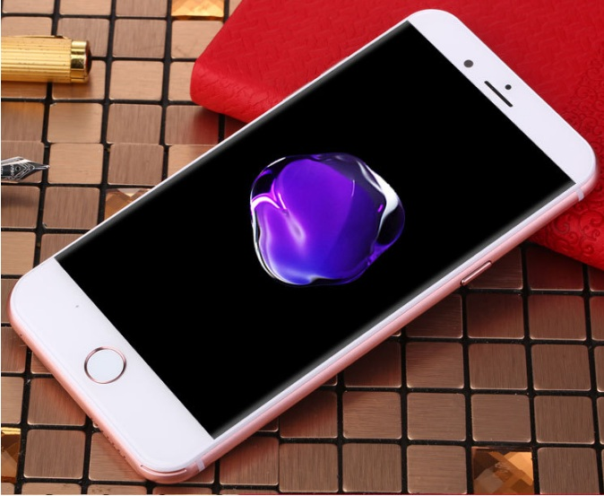 Brand new original 4GB+32GB Dual Core 16mp +8mp 7S Smartphone 5.5 Inch+4G network black 2