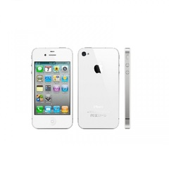 Refurbished flash iphone 4 8GB+512MB 3.5 inch unlocked   iphone4 5MP 8g mobile phone white