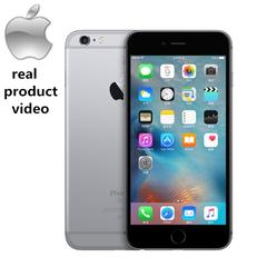Refurbished iPhone 6S -16GB/32GB+2GB -12 MP+5MP- 4.7 Inch+4G net without fingerprint unlock iPhone6S black 16G