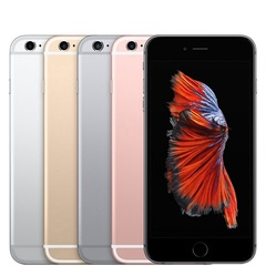 Refurbished iphone 6s plus 16G/64G/128G 12MP+5MP 5.5 inch with fingerprint iphone6s plus smartphone silver 16g