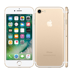 Refurbished smartphone iphone 7 128GB +2GB 12MP+7MP 4.7 inch apple with fingerprint iphone7 unlocked gold