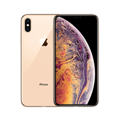 Refurbished iphone Xs Max 512GB+4GB 12MP 6.5 inch apple smart phone with fingerprint iphone XS max gold