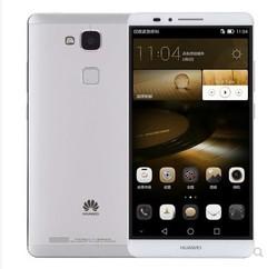 Refurbished Smartphone Huawei Mate 7 2GB+16GB -6''13+5 MP- Double SIM-4100mAh smartphone mate7 silver