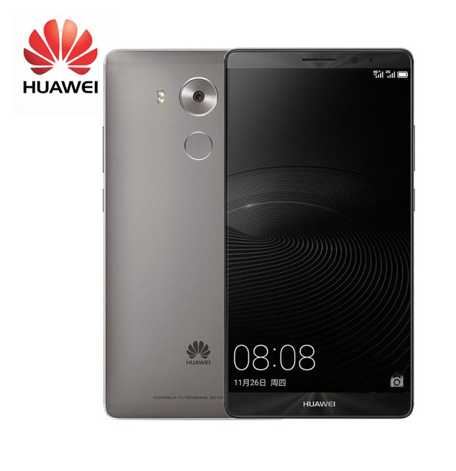 Refurbished Huawei Mate 8  32G/64G/128G -6''  16+8 MP- Double SIM-4000mAh smartphone Huawei mate8 black 3+32g