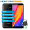 "HOMTOM S99 Face ID 6200mAh 4GB+64GB 5.5"" Bezel-less 21MP+13MP Dual Cameras Android 8.0 Fingerprint black"