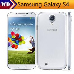 Original Refurbished Samsung Galaxy S4  Mobile Phone Quad-core 13MP Camera 5.0'' 2GB 16GB  WIFI GPS silver