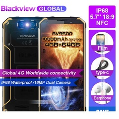 Blackview BV9500 pro 10000mAh  Waterproof   5.7