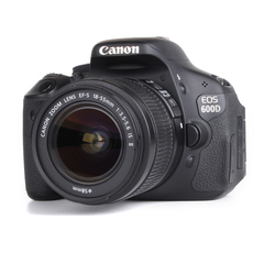 Brand New Canon 600D DSLR Camera with 18-55mm Lens-Household