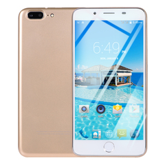 Brand new original smart phone 4GB+32GB Dual Core 8mp +5mp 7S Smartphone 5.5 Inch+4G network gold