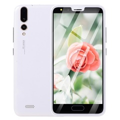 New Smart phone 5.0  inch Android 5.0 Dual SIM 4G+32G Dual Camera Dual SIM SmartPhone white