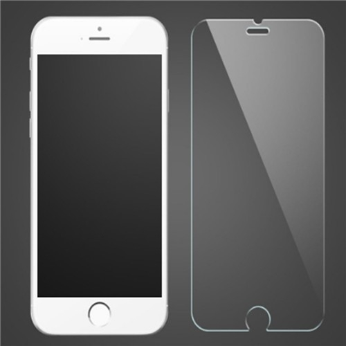 iphone8/7/6s/6 tempered glass film Non-full screen cover HD explosion-proof mobile phone film transparent one size