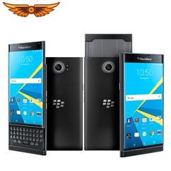 New Original BlackBerry Priv 5.4' Cellphone Android OS 3GB RAM 32GB ROM 18MP  Cellphone black