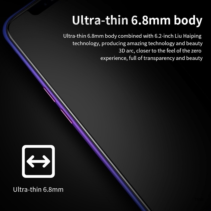 2019 New X21 6.2 Inch Screen Andriod Mobile Phones 4GB+ 64GB smart phone 16.0MP+8MP Smartphone red 9