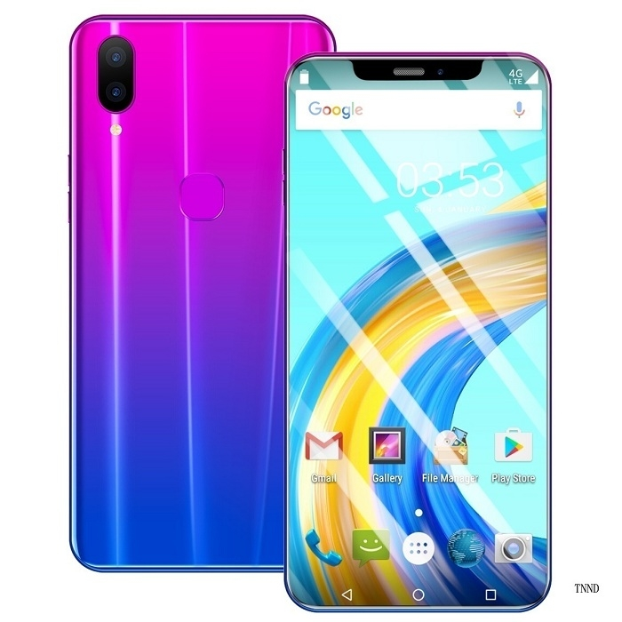 2019 New X21 6.2 Inch Screen Andriod Mobile Phones 4GB+ 64GB smart phone 16.0MP+8MP Smartphone red 13