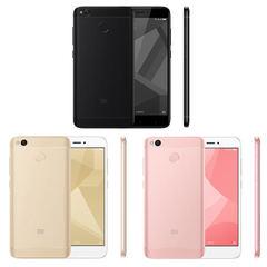 Refurbished Xiaomi Redmi 4X 5.5in 4100mAh 2g+16g 13MP+5MP  1280x720 4G  smartphone With FingerPrint rosegold