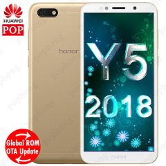 Refurbished Huawei Y5 Prime 2018 LTE Smartphone 5.45