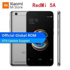 Certified Refurbished XIAOMI Redmi 5A 5.0'' 2GB + 16GB MIUI9 13mp+5mp smartphone black