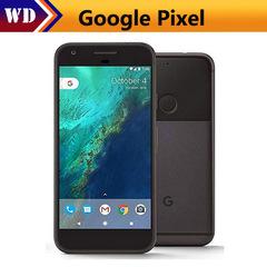 Refurbished Google Pixel 5.0''/Pixel XL 5.5'' inch 4G Android cellphone 4GB RAM 32GB/128G ROM black google Pixel  4+32g