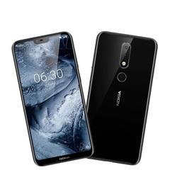 Refurbished Nokia X6 4+32g Mobile Phone 5.8inch 3060mAh 16MP+16MP Camera Fingerprint ID Smartphone