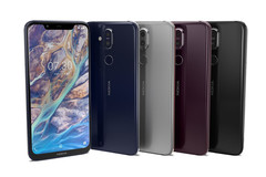 NEW NOKIA X7 4+64GB/6+64/128GB Smartphone 6.18