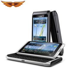 Refurbished Nokia E7 Mobile Phone 4.0'inch Camera 8.0MP GPS WIFI 16GB Storange Nokia Smart Phone white