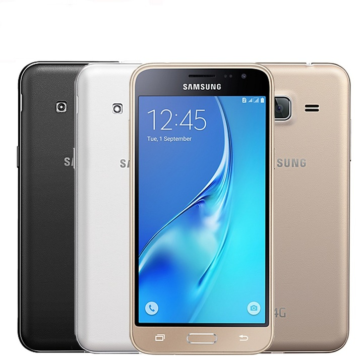 "Certified Refurbished: Unlocked Samsung Galaxy J3 5.0"" 2GB+8GB  Mobile phones gsm GPS Smartphone 8MP gold"