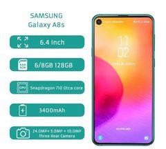 Brand New Samsung Galaxy A8s  G8870 Smartphone 6.4