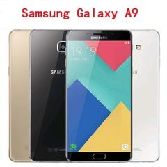 Refurbished Samsung Galaxy A9 A9 Pro  6.0'' 13MP RAM 3G/4G ROM 32G 1080P Dual SIM   4G Mobile phone gold