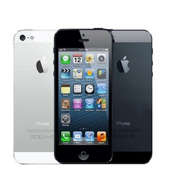 Original Refurbished phone Unlocked iphone 5-16GB +1GB 8MP 4.0 inch apple mobile black