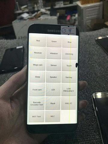 Refurbished Samsung Galaxy S7 edge Unlocked 4G+32GB/64GB WIFI GPS Camera 12MP+8MP selection B 32G single sim