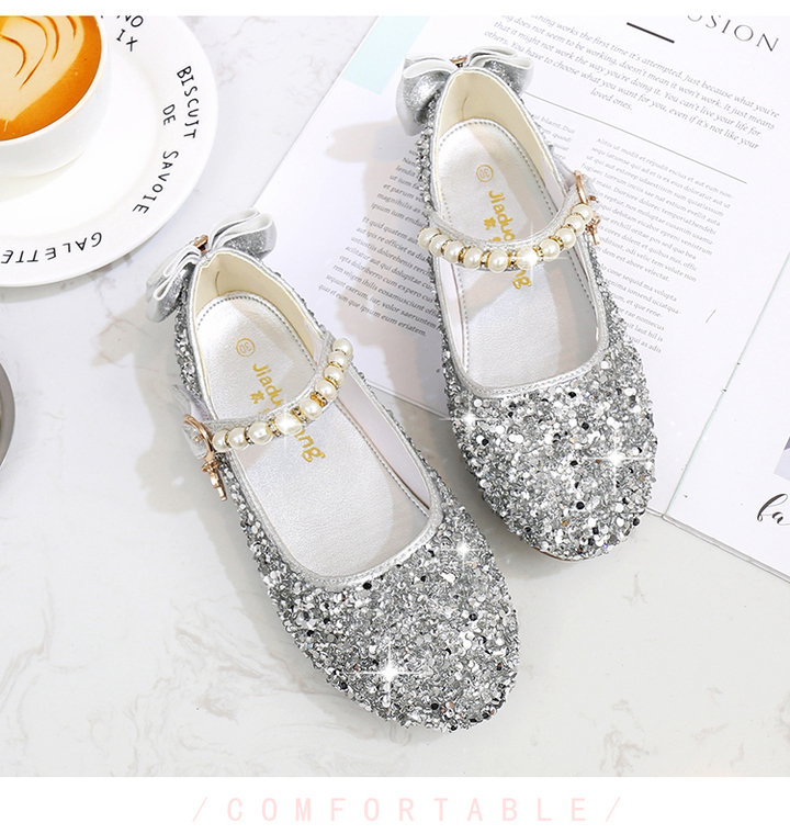 f30f21b2a3d 2018 kid shoes girls shoes spring fall shoes princess flat shoes for ...