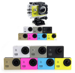 SJ4000 diving sports camera 720P puqing sports camera outdoor DV White one size