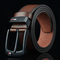 Buckle Belt Fashion Casual Leather genuine leather Cowhide belt belts men luxury strap male pin brown common
