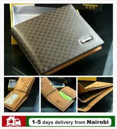 Men Wallets Men Purses Leather Wallet 2020 Lastest Style Short Wallets Zip Wallets Business brown 11cm*9cm*2cm