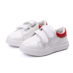 Summer Baby Casual Shoes Children Sports Shoes Boys and girls Shoes White Shoes Kids Flats Shoes red 21