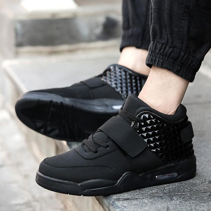 Men Basketball Sneakers Boys Sport Shoes Men Basketball Shoes New