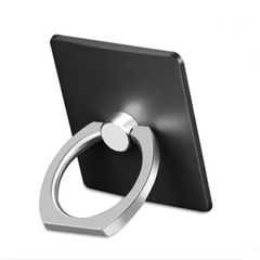 Ring Mobile Phone Smartphone Stand Holder MP3 Car Mount Stand random one size